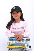Heart Blaster Bubbles Crew Neck (Pink)