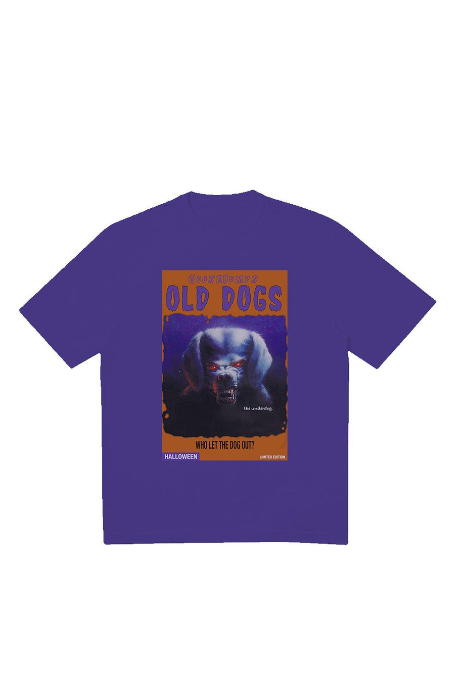 Camisetas Camiseta Purple Goosebumps