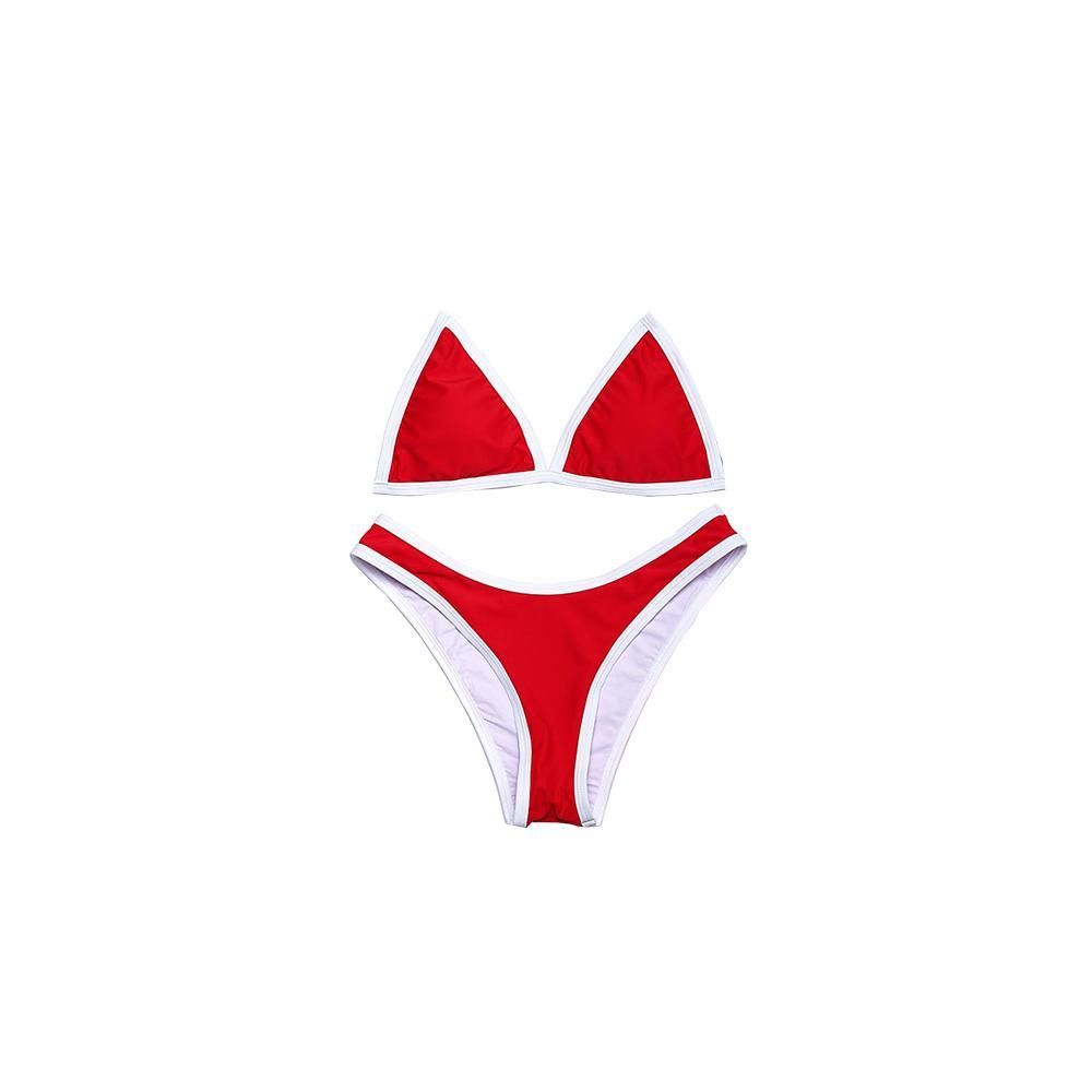 Bikini de chica bordado - Old Dogs Clothing