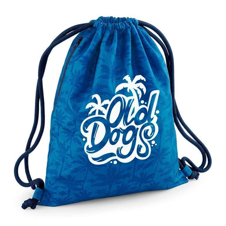 Mochila Old Dogs Palmeras - Old Dogs Clothing