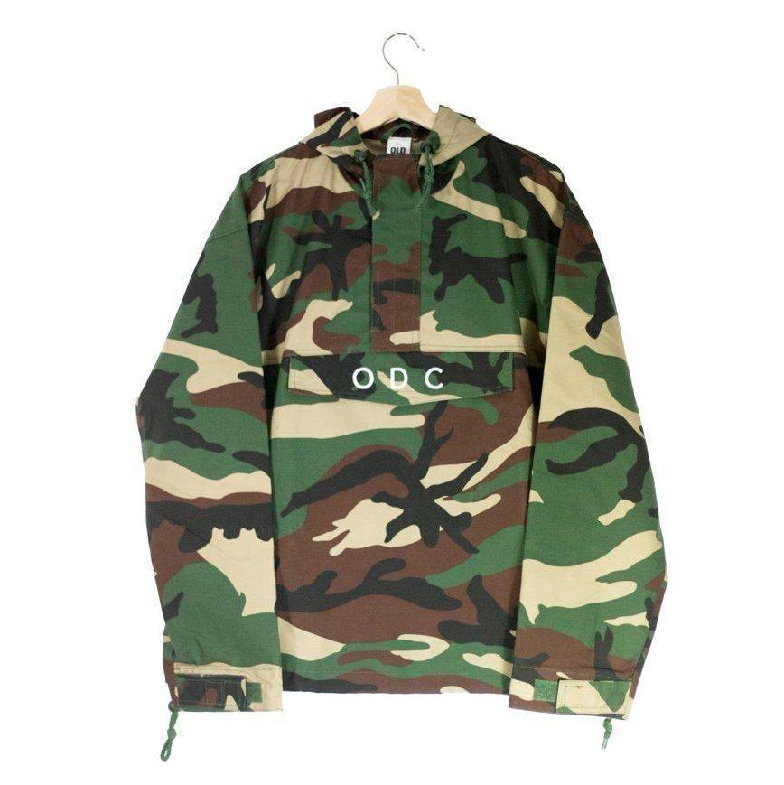 ODC Kang / Camoo - Old Dogs Clothing