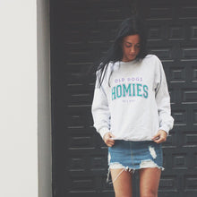 Sudadera Homies 90's / Gris - Old Dogs Clothing