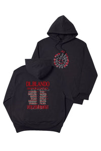 Todo Sudadera Mad World Tour / Negro