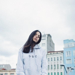Sudadera ODC con capucha / Gris - Old Dogs Clothing