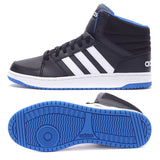 Adidas High Top Skateboarding Sneakers
