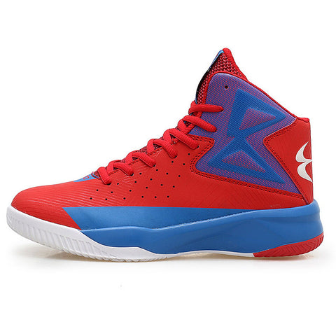 High Top Men's Basketball Shoes