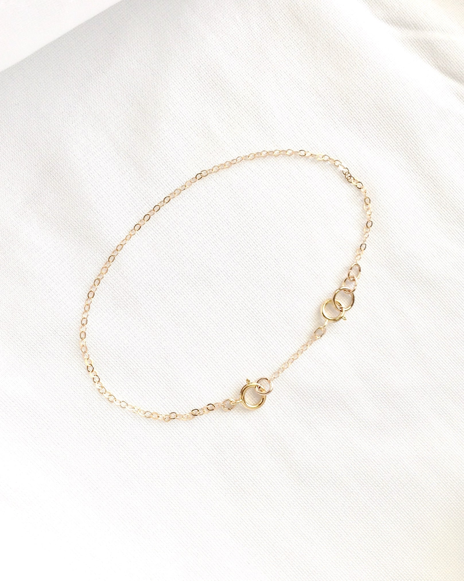 Removable Necklace Bracelet or Anklet Chain Extender