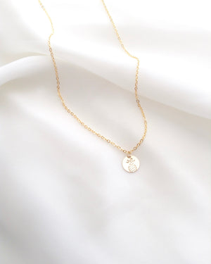 Pineapple Necklace | Small Dainty Necklace