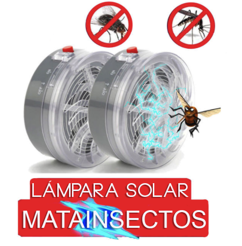 Insects Killer - Lámpara UV