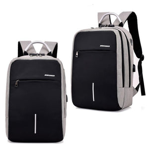 "The Defender - Anti-Theft Backpack for 15"" inch Laptop"