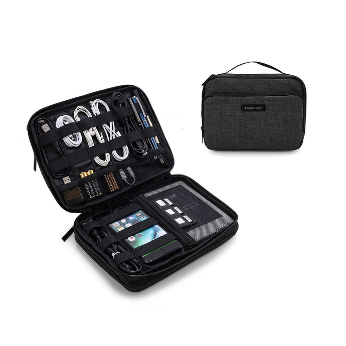 The Ultimate Tablet and Accessories Tech Travel Bag