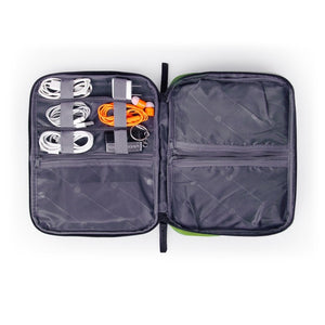 4 Piece Packing Organizer Set - Shoes, Clothes, Tech, Toiletry