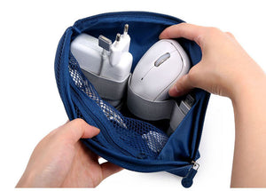 Mini Electronic Travel Organizer