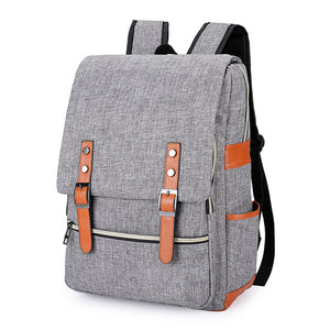 "The Retro ""Messenger"" Vintage Backpack"