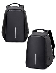 "The Protector - Anti-Theft Waterproof Backpack for 15"" inch Laptop"