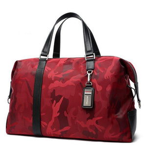 "The ""Jet Setter"" Large Waterproof Duffle Bag Weekender"