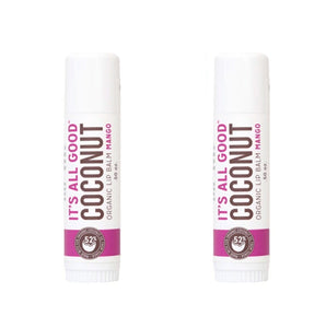 Mango Lip Balm 2 Pack