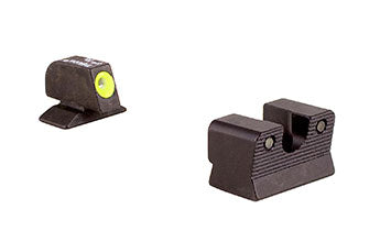 Beretta 92/96A1 HD™ Night Sight Set – Yellow Front Outline