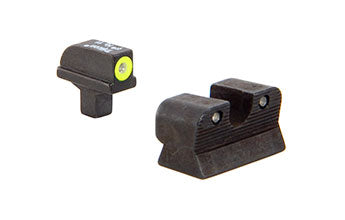 HD™ Night Sight Set with Yellow Front Outline – for Colt® Commander