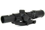 1-4X24 TRI ILL. CQB SCOPE WITH CANTILEVER MOUNT/DOT