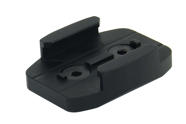 TacFire Tactical Picatinny/Weaver Mount for the GoPro Camera (MLok Compatible)