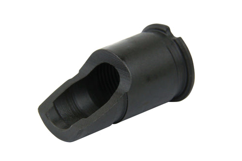 7.62/39mm 14-1 Left Hand Thread Slant Muzzle Brake