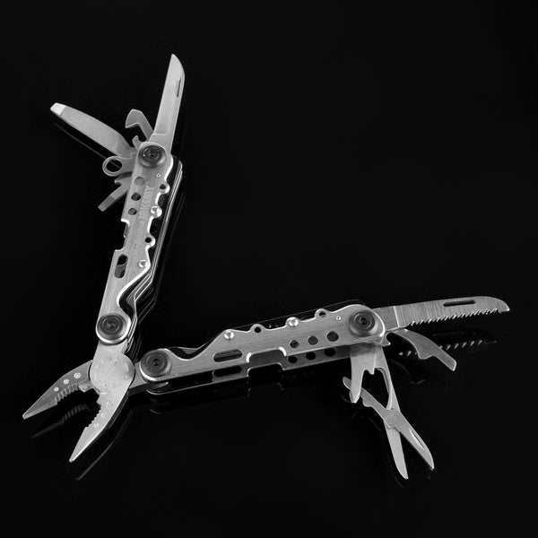 10 in 1 Multitool hand tools multifunctional wire stripper Pocket Pliers crimping tool Outdoor Folding Tools for Camping hunting