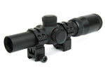 1-4X24 Tri. Illuminated First Focal Scope/Mil-Dot (ETCHED GLASS)
