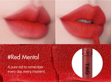 Load image into Gallery viewer, TAG Lazy Red Matte Lip