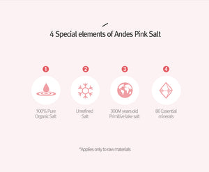 Mineral Pink Salt Lip & Eye Remover