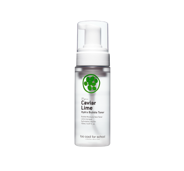 Caviar Lime Hydra Bubble Toner