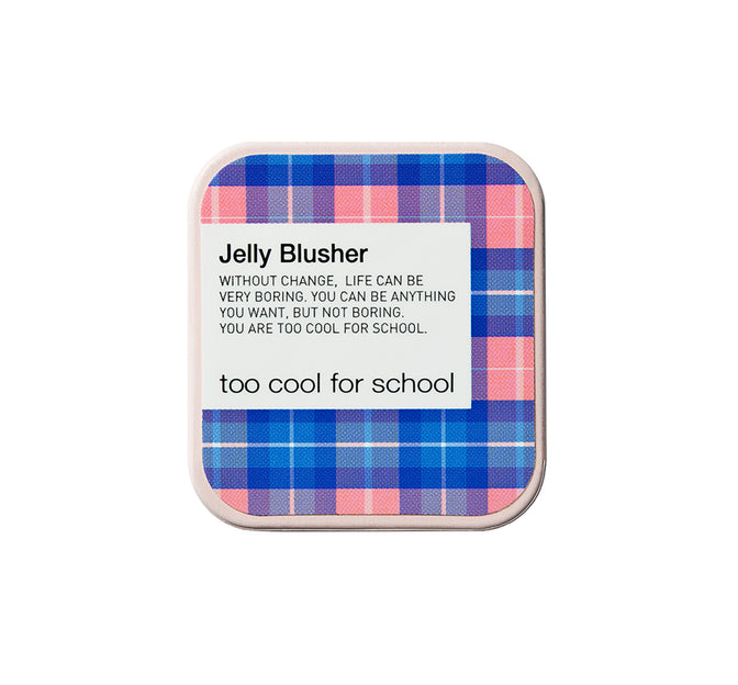 Check Jelly Blusher #1 Strawberry Chou