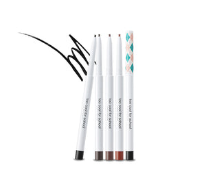A 1.5mm super slim eyeliner that adheres closely and clearly to your eyes to last all day.