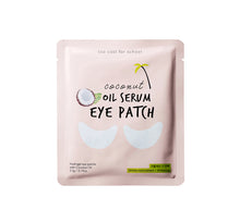 Load image into Gallery viewer, Coconut Oil Serum Eye Patch
