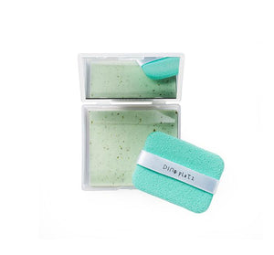 Celebrating Earth Day week, this special set offers one full-size Blotting Paper and five Refills of your choice for $25 ($28 value), for all of you with eco-conscious minds out there. Made from 100% natural Korean Mulberry / Chinese yam paper and use three different types of natural ingredients, mulberry, charcoal and green tea.