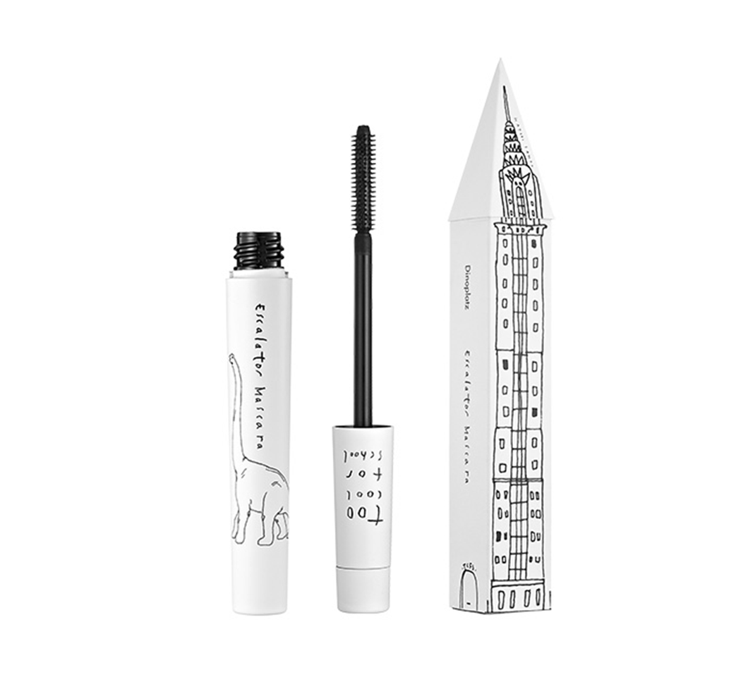 Dinoplatz Escalator Mascara