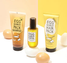 Load image into Gallery viewer, Egg Remedy Hair Trio Set