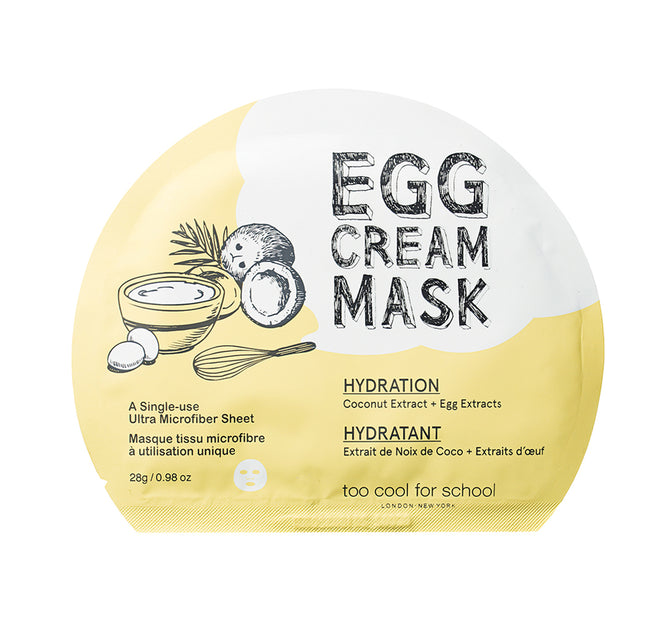 Egg 3-Step Egg-ssential Skincare Set