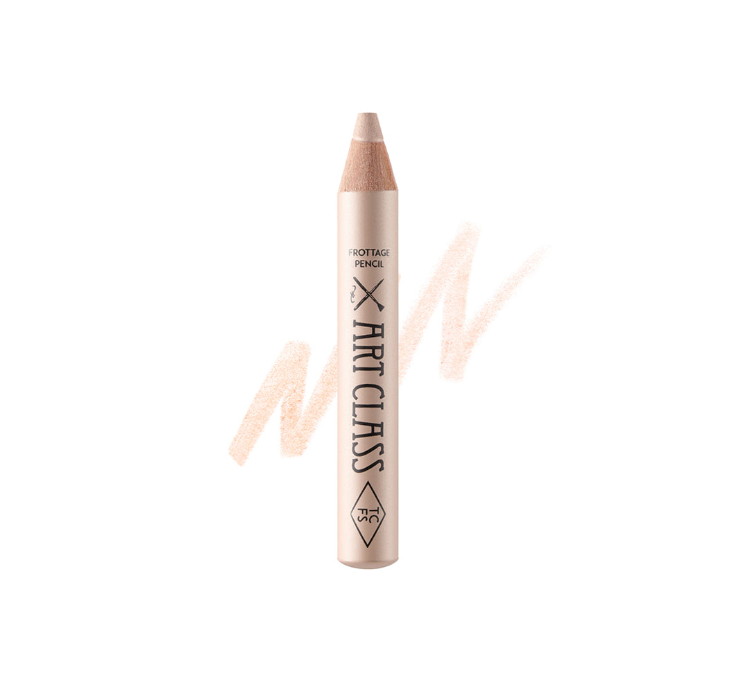 An airy pastel shadow pencil that can be used as eyeshadow, contour, highlight, and blush.