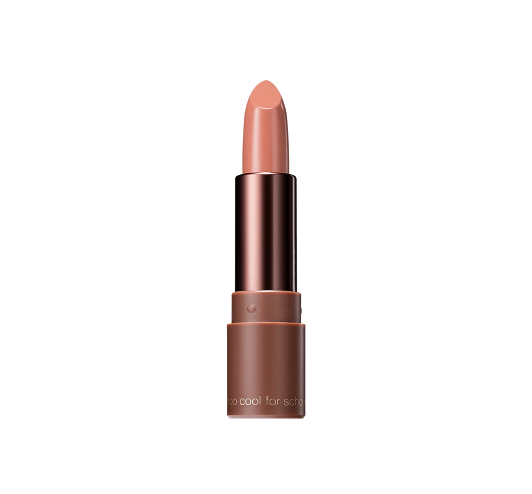 An MLBB lipstick with rich and warm shades of brown with soft and velvety matte finish.