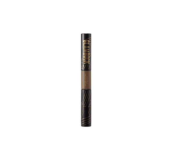 Glamrock double proof brow is an eyebrow gel that grants natural color and delicate lash drawing for your eyebrows. With the extreme waterproof gel and double coating, you may get the eyebrows that stay on all day.