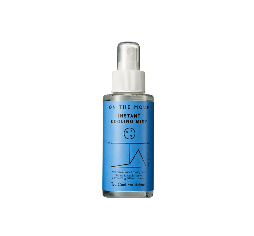 On The Move Instant Cooling Mist