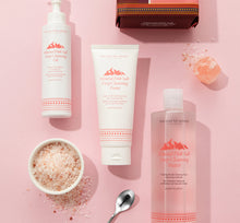 Load image into Gallery viewer, Mineral Pink Salt Deep Cleansing Set (For Oily Skin)