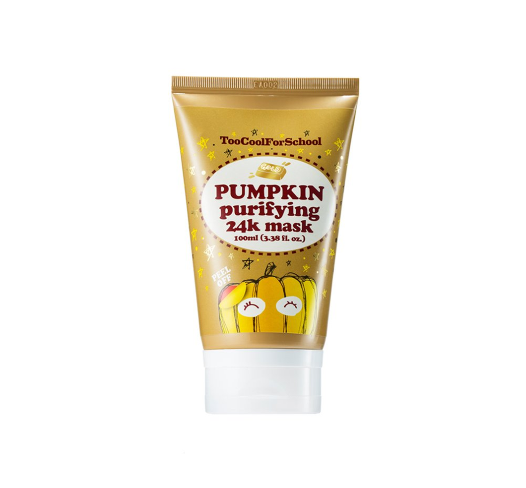 Pumpkin Purifying 24K Mask