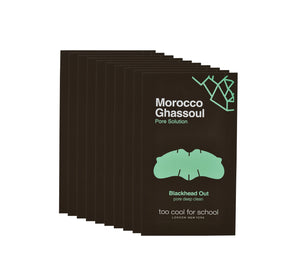Morocco Ghassoul Blackhead Out (Set of 10)