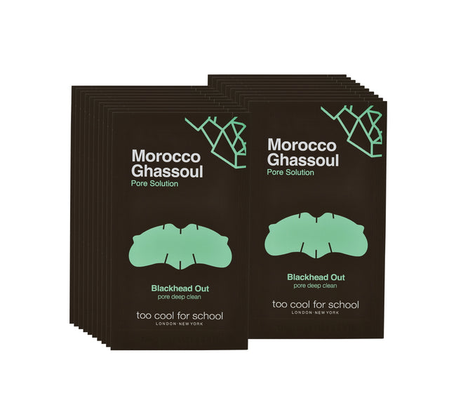 Morocco Ghassoul Blackhead Out (Set of 20)