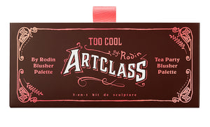 Artclass By Rodin Tea Party Blusher Palette