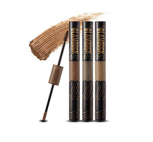 Load image into Gallery viewer, Glamrock double proof brow is an eyebrow gel that grants natural color and delicate lash drawing for your eyebrows. With the extreme waterproof gel and double coating, you may get the eyebrows that stay on all day.