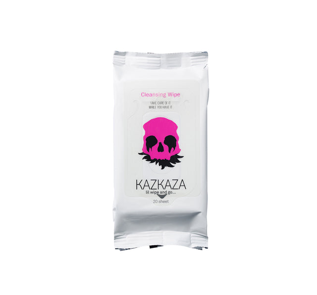 ZA Kazkaza Cleansing Wipes