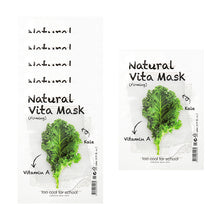 Load image into Gallery viewer, Natural Vita Mask Firming